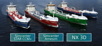 Wärtsilä create a digital twin using Simcenter