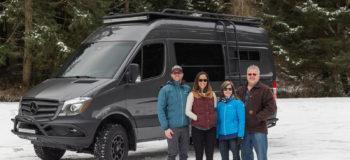 Momentum Vans: The Wright Family