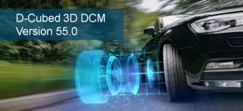 D-Cubed 3D DCM version 55.0