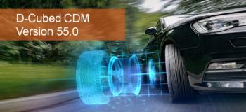 D-Cubed CDM version 55.0