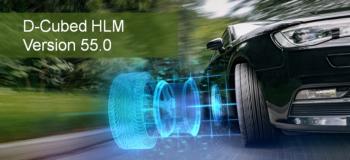 D-Cubed HLM version 55.0