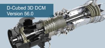 D-Cubed 3D DCM version 56