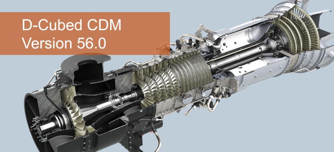 D-Cubed CDM version 56