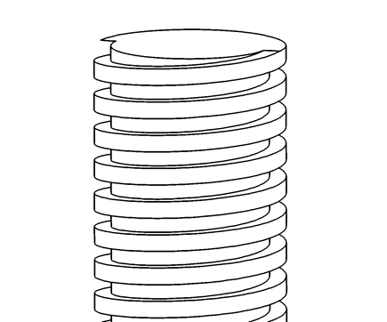 D-Cubed HLM helical sweep