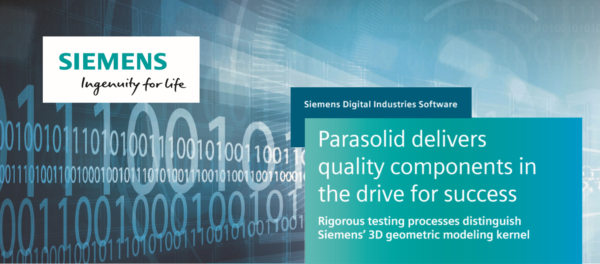 Get the Parasolid Quality whitepaper
