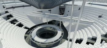 Iray in architectural simulation