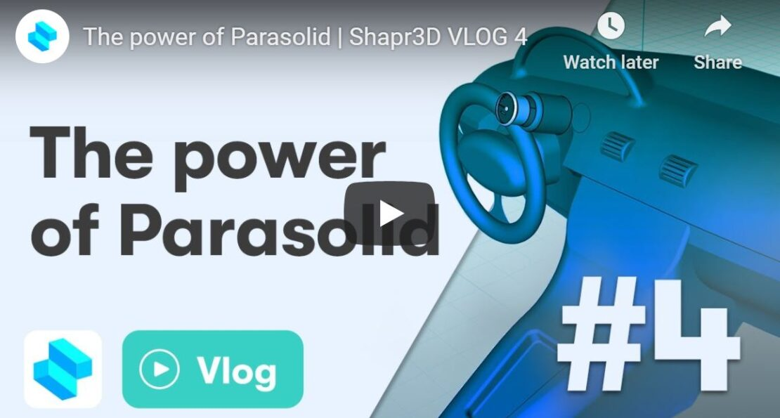 Parasolid History of CAD