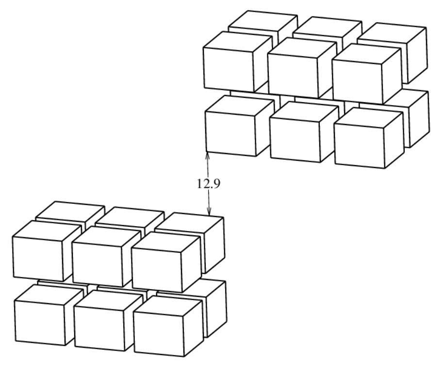 D-Cubed CDM closest approach version 57