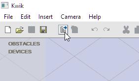 Building your robot - Kwik file import method