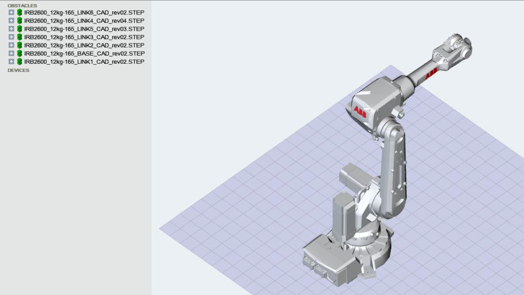 Building your robot - Kwik 3D view