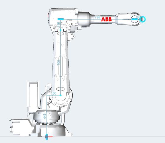 Building your robot - Kwik kinematics visual check