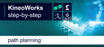 KineoWorksstep-by-step #1: path planning