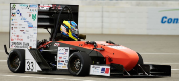 Siemens Helps Prepare Students for the Workforce by Partnering With Formula SAE®