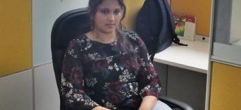 Student Interns Beyond the Classroom: Nadia Farheen