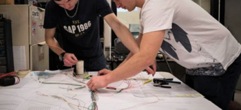 Top Student Automotive Teams' Success with VeSys/Capital