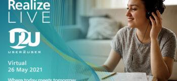 Key Academic Content at Realize LIVE + U2U