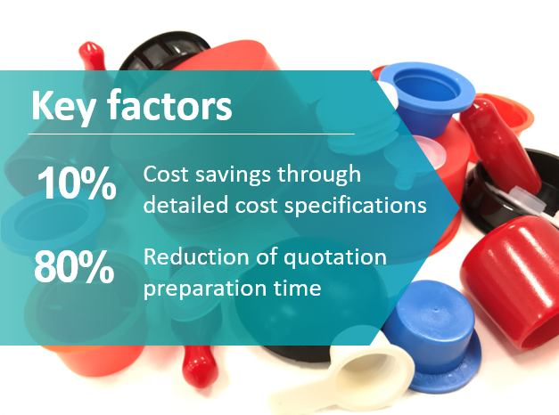 Essentra saves costs with Teamcenter Product Costing