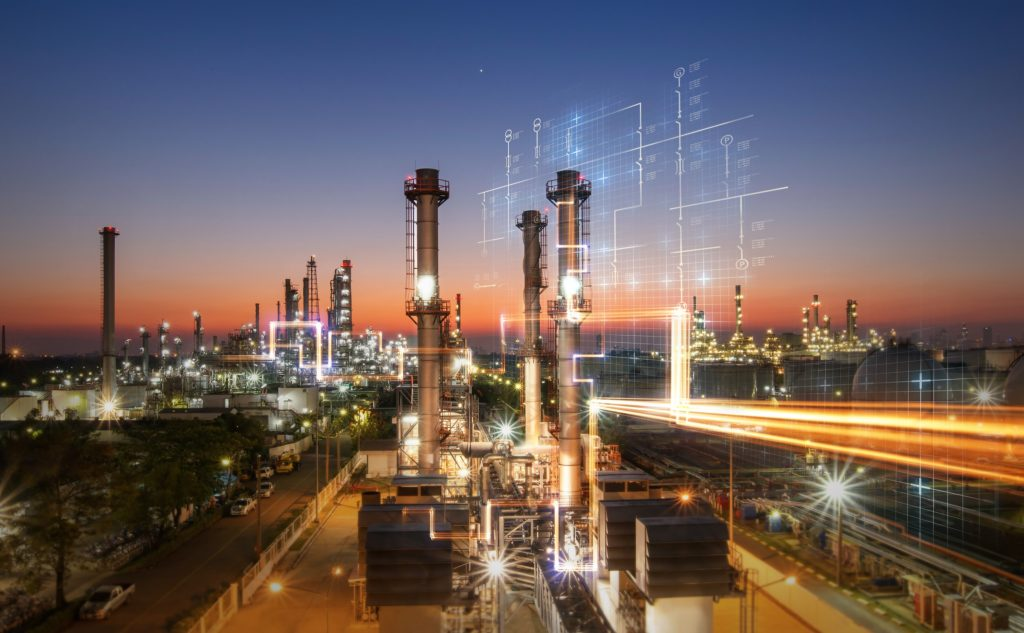 asset lifecycle for energy & process