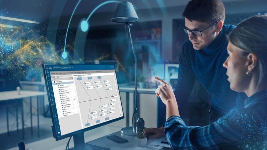 Enterprise - wide quality management software