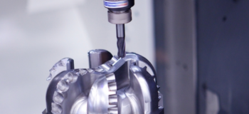 5-axis machining center efficiently produces oil field rock bit