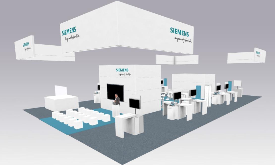 Siemens at formnext 2019