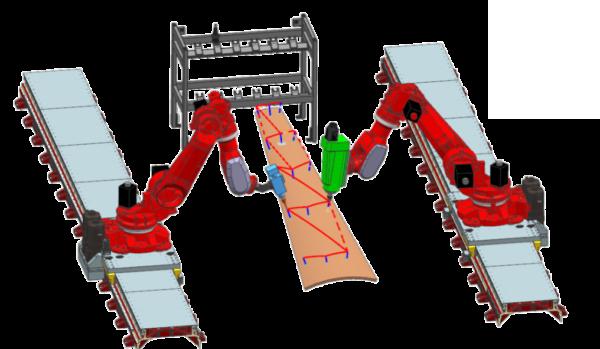 NX CAM - Robotics