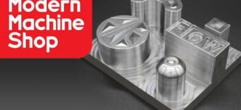 Title image for Modern Machine Shop Article on NX CAM