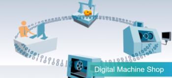 How the Digital Machine Shop Works