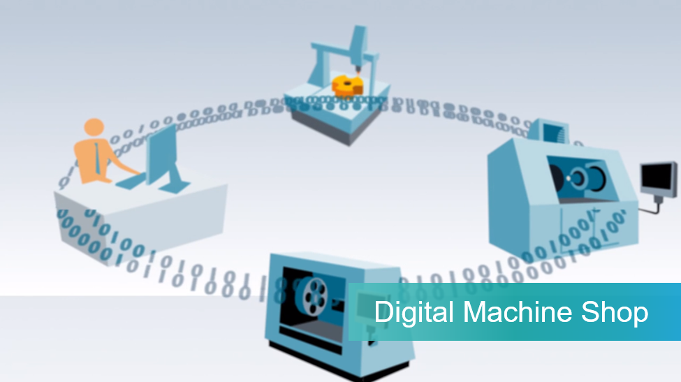 How the Digital Machine Shop Works