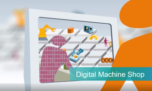 A Day in the Digital Machine Shop