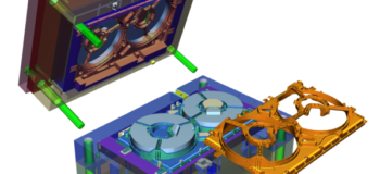 One software solution for the mold manufacturing process