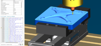 Moving into Metal: CNC Programming of the Quadcopter's Molds