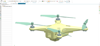 Mold Design: The Quadcopter Launch Begins