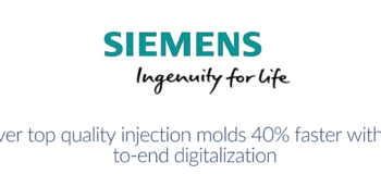 Deliver top quality injection molds 40% faster with end-to-end digitalization