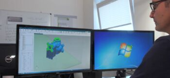 From Additive Manufacturing to Machining: LIGHTWAY increases productivity with NX