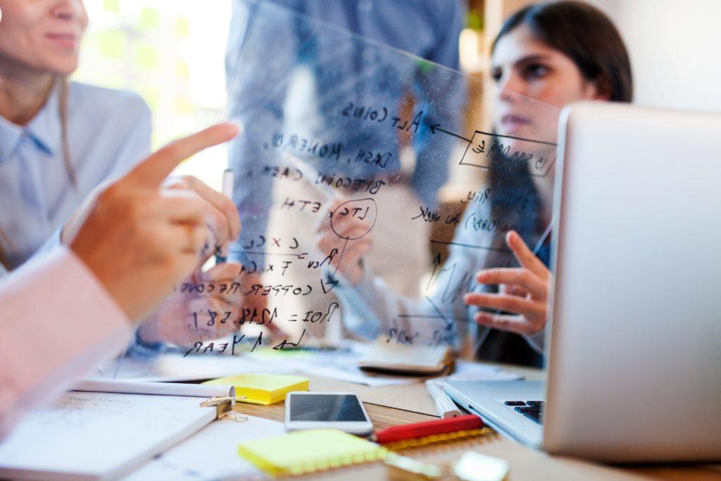 Enterprise digital transformation helps unlock innovation through cross-domain collaboration.