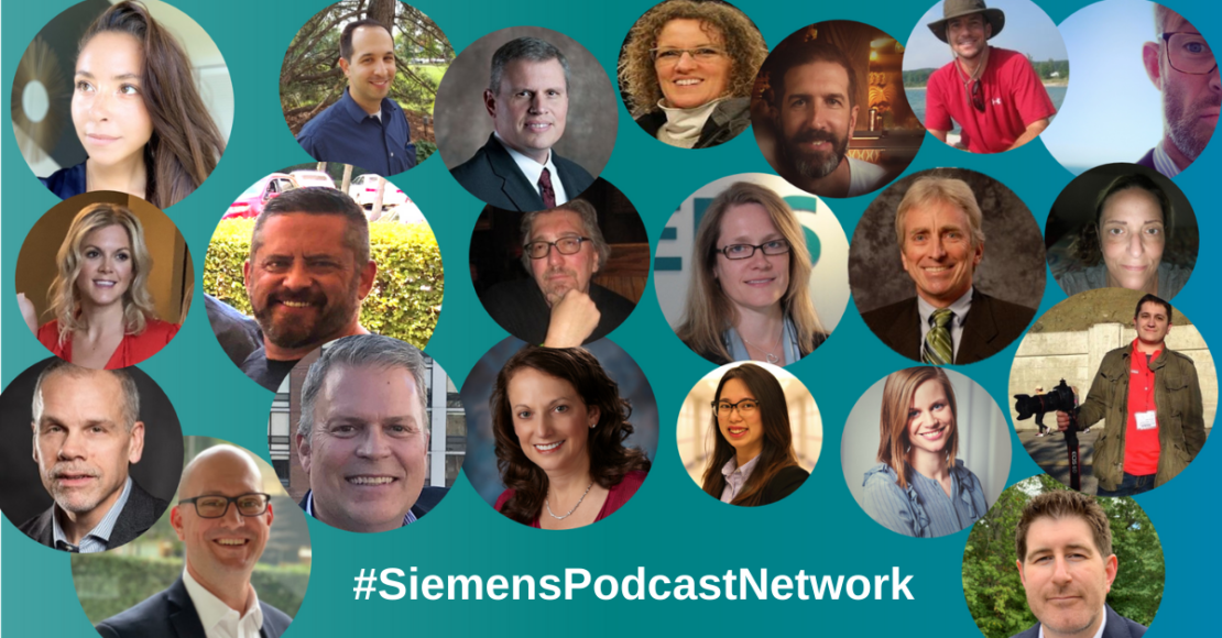 Celebrate International Podcast Day with Siemens Digital Industries Software!