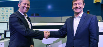 Siemens and HP collaboration