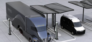 Last mile delivery paves for way electrified, autonomous vehicles