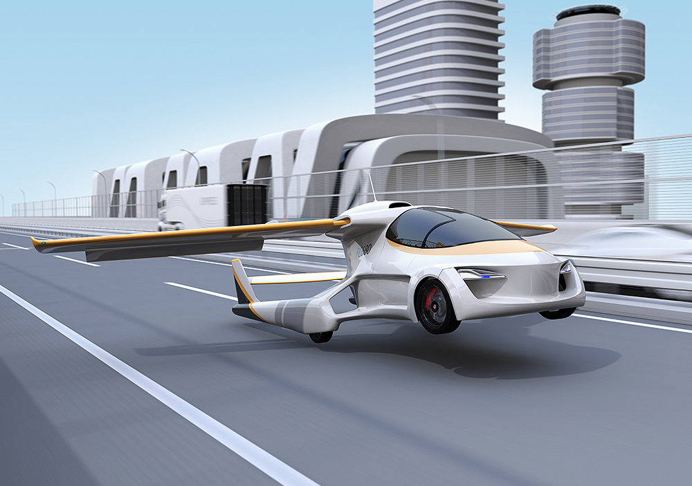 What S The Future For Real Flying Cars Thought Leadership