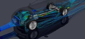 CFD simulation of vehicle cooling