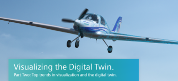 Top trends in visualization and the digital twin