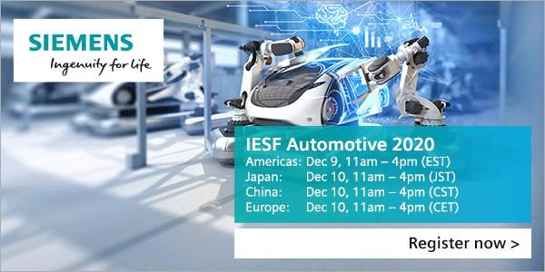 IESF Automotive 2020