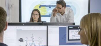 advanced machine engineering virtual commissioning