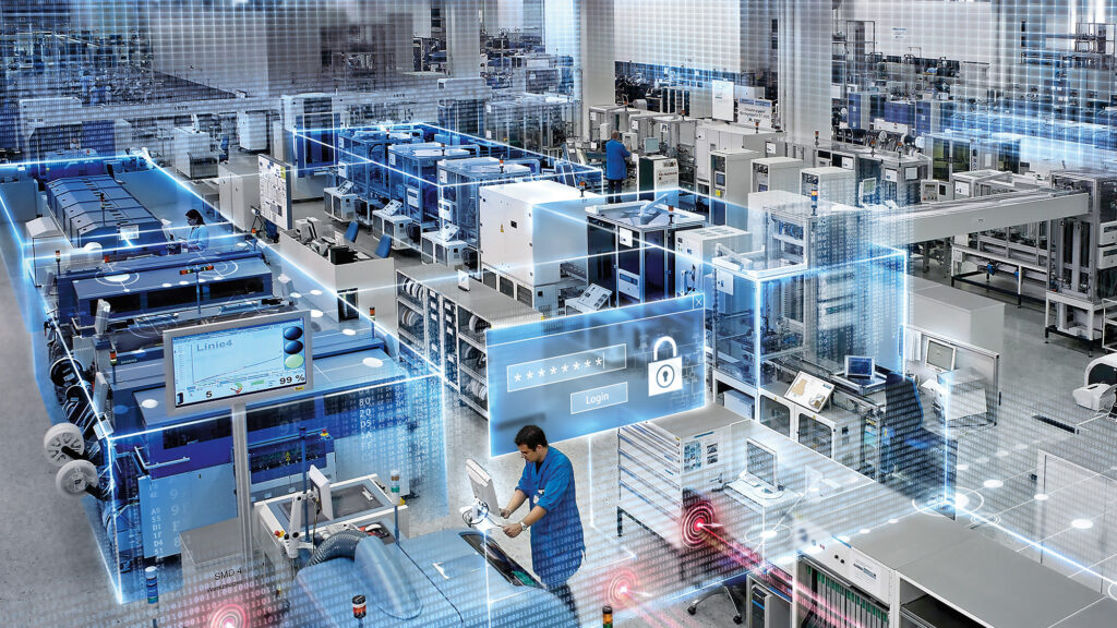 Comprehensive digital twin and digitalization help companies adjust manufacturing facilities to protect employee safety