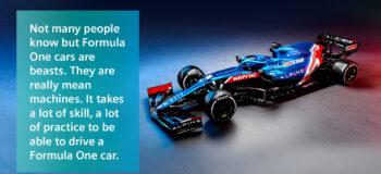 Behind the Scenes of Formula One Design with Elizabeth Apthorp, Composite Design: Podcast Transcript