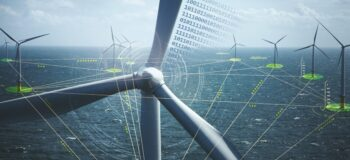 digitally connected windfarm for optimized power generation