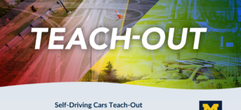 New Teach Out course discusses the future of autonomous vehicles, presented by Siemens Digital Industries Software and University of Michigan, and Mcity.