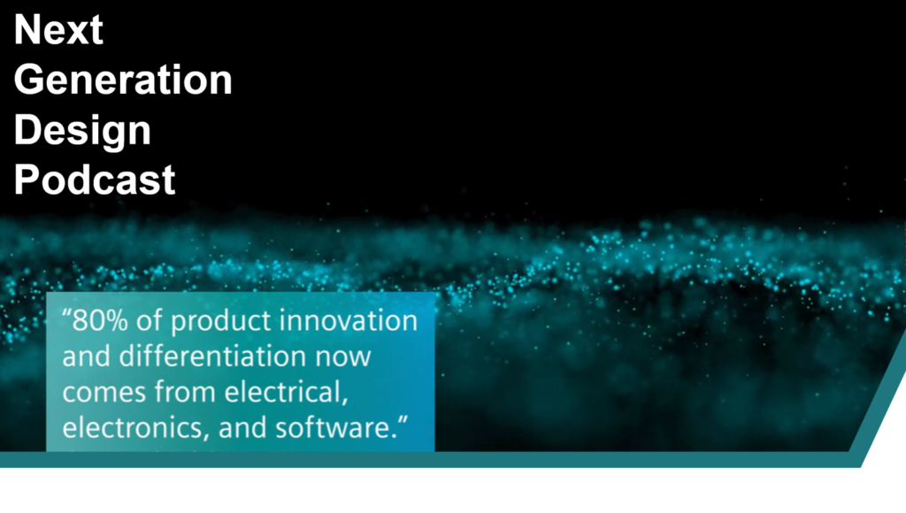 Electromechanical Design grows in importance as products continue to get increasingly more complex.