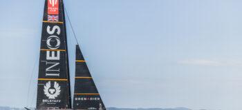 INEOS TEAM UK Talks America's Cup Boat Design